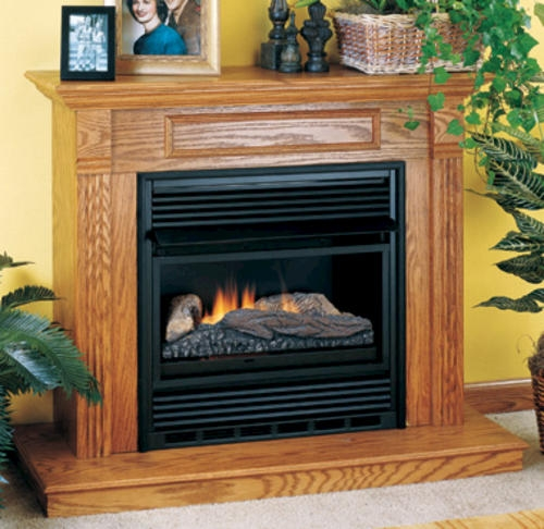 Fireplaceinsert.com, Vantage Hearth Electric Fireplace Compact