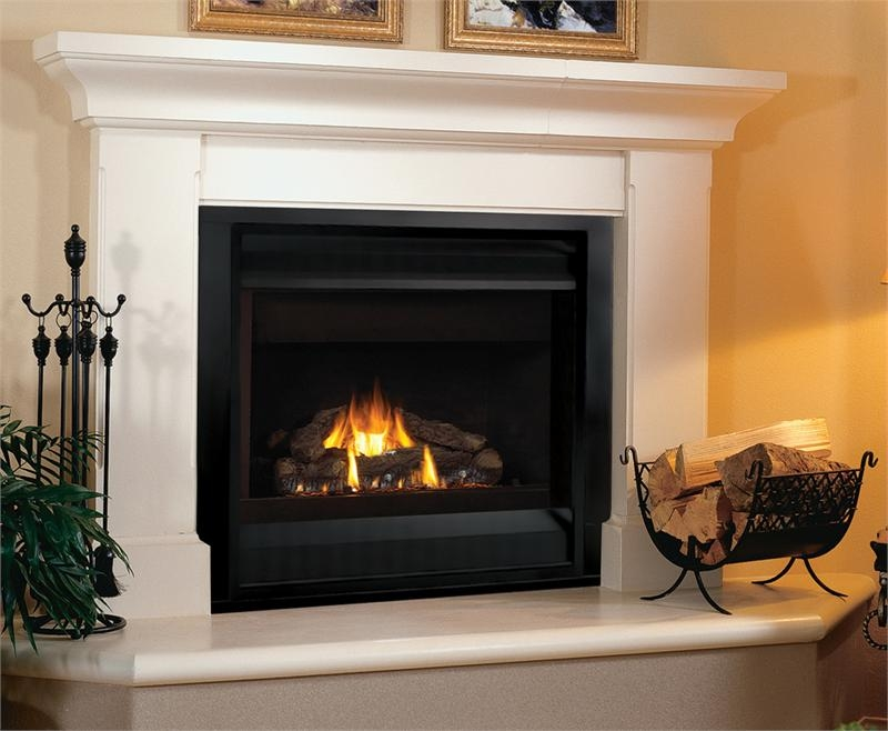 Vantage hearth direct vent gas fireplace standard for Vantage hearth