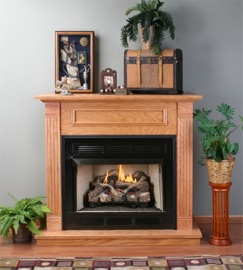 Vantage hearth vent free gas performance traditional firebox for Vantage hearth
