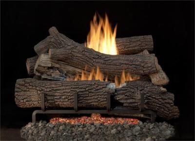 Fireplaceinsert Com Vantage Hearth Vent Free Gas Log Set