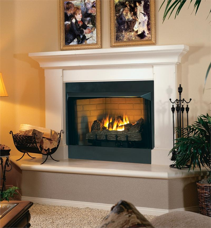 Vantage Hearth Vent Free Gas Standard Traditional Firebox