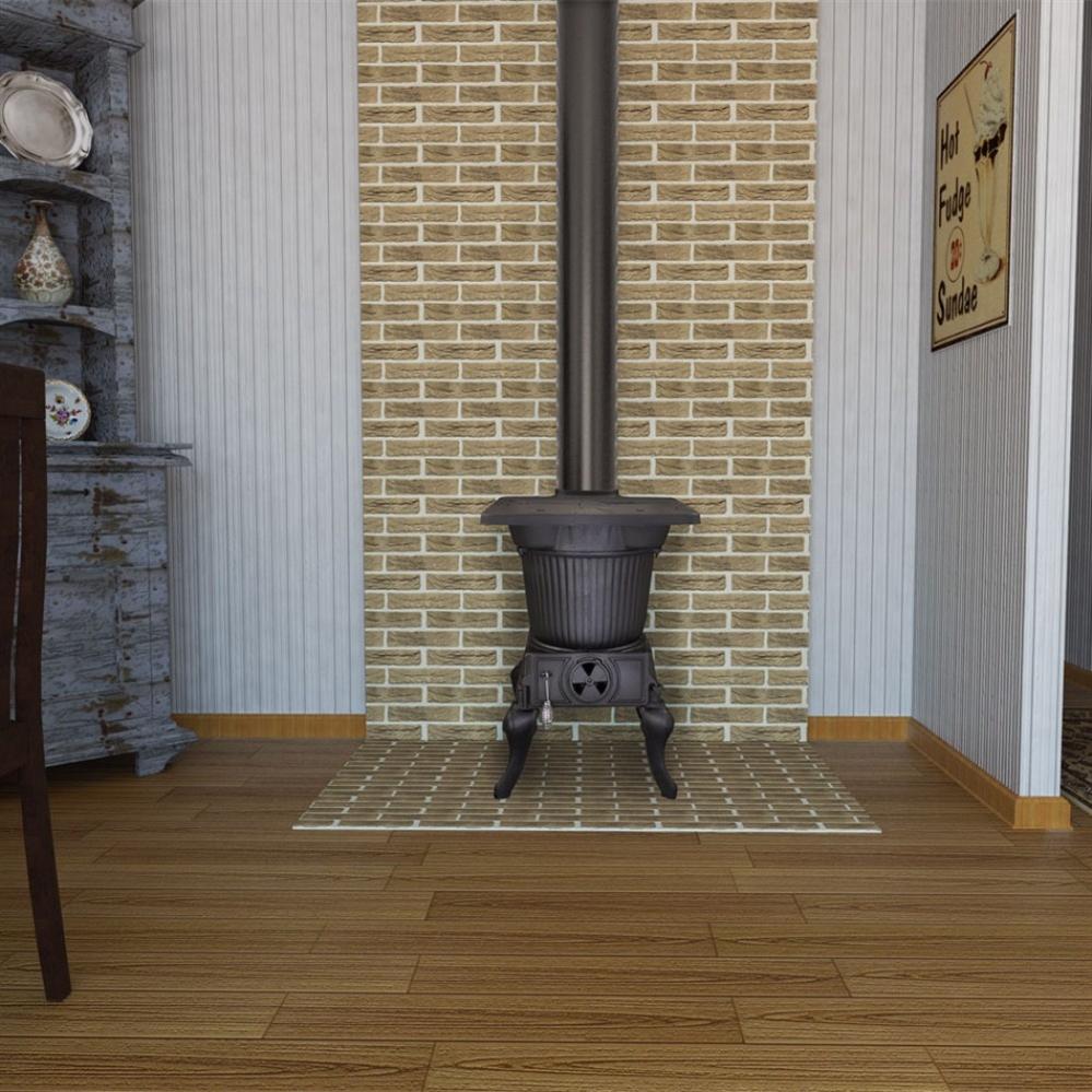 Fireplaceinsert.com,Vogelzang Cast Iron Rancher Wood Stove