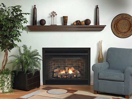 White Mountain Hearth B Vent Fireplace Keystone 36 Quot Deluxe