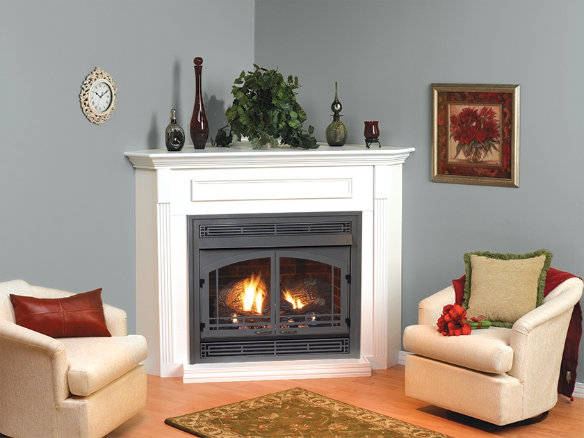 White Mountain Hearth By Empire Vent Free Gas Fireplace