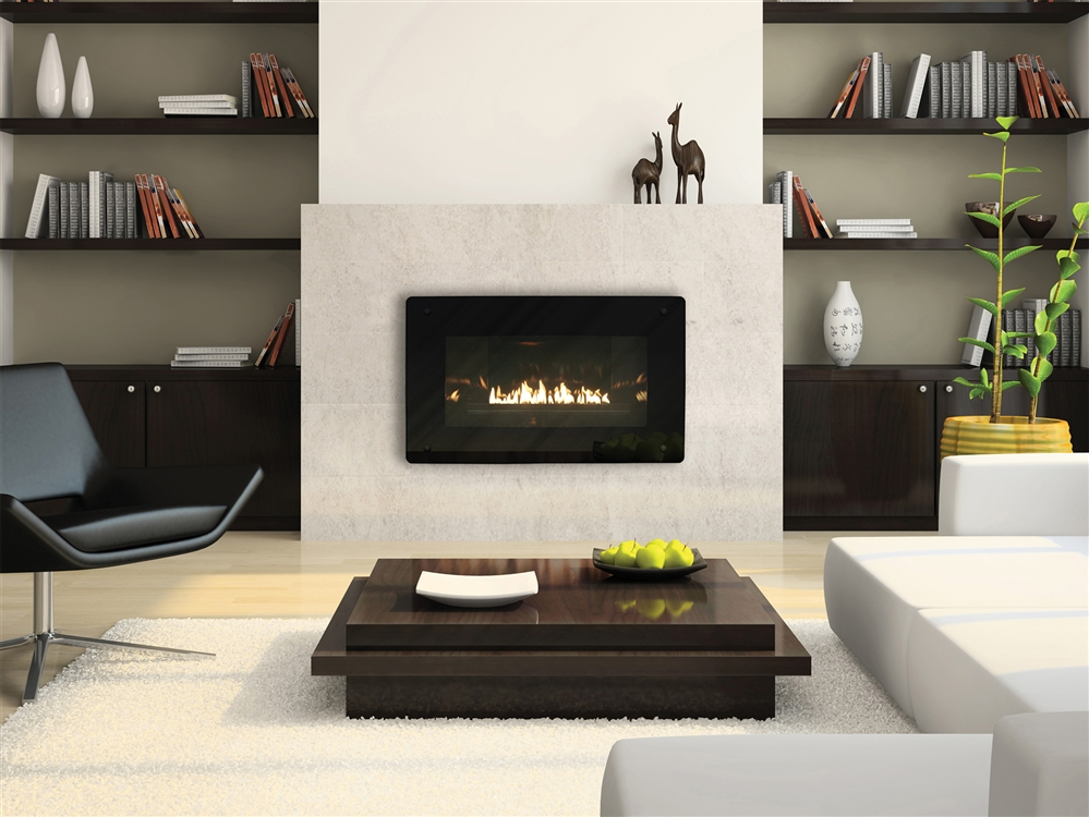 White Mountain Hearth By Empire Vent Free Gas Fireplace Loft 20