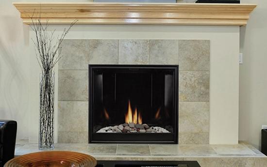 White Mountain Hearth DV Clean Face Fireplace Tahoe Premium 36